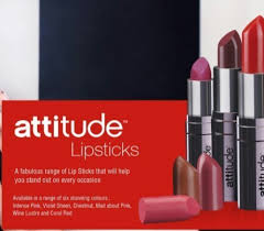 amway atude lipstick tester