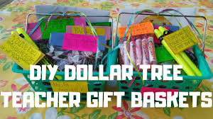 diy teacher appreciation gift basket idea budget friendly