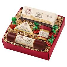 hickory farms original gift box 10 25 oz pre made party trays meijer grocery pharmacy home more