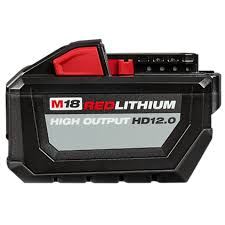 M18 Redlithium High Output Hd12 0 Battery Pack