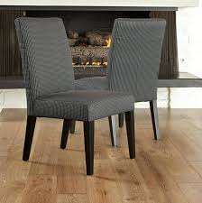 marvelous idea patterned dining room chairs fabric covered fortable to choose uk