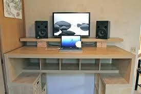 diy standing desk conversion. Simple Desk Standing Desk Adapter Build A    On Diy Standing Desk Conversion D