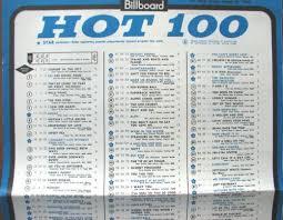 Billboard Magazine Music Charts For August 13 1966