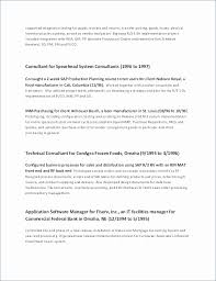 Manufacturing Design Engineer Sample Resume Unique Mechanical Design Engineer Resume Awesome 44 New Stock Resume For
