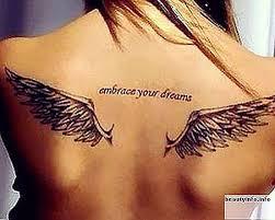 15 Atraktivní Křídla Tetování Vzory S Významy Tetovací Vzory 2019