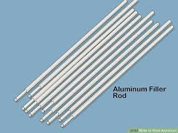 Aluminum Mig Welding Settings Chart How To Weld Aluminum With Pictures Wikihow
