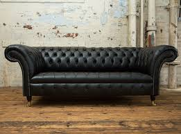 chesterfield sofas leather