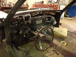 1969 plymouth roadrunner precision car restoration 1969 plymouth roadrunner installing the dash wiring harness