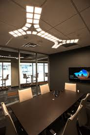 lighting for office space. And Daylight Provide The Necessary Illuminance Levels For Primary Work Areas, With OLED Products Providing Task Lighting Decorative Accents, Office Space H