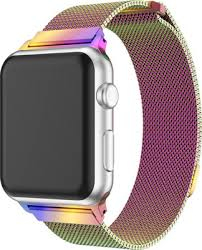 <b>Ремешок Eva Milanese</b> Loop Stainless Steel для Apple Watch 38 ...