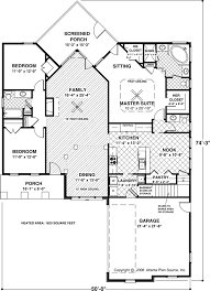 Small Home Designs Floor Plans  Small House Design  SHD2012001 Small Home Floorplans