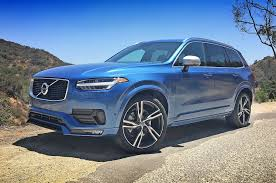 Volvo Xc90 R Design One Week With 2016 Volvo Xc90 T6 Awd R Design Automobile