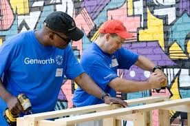 genworth jobs glassdoor genworth photo of richmond employees volunteering at binford middle school