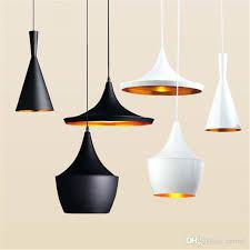 cone pendant lighting black cone pendant light impressive indoor tom copper design shade lamp bulbs home cone pendant lighting