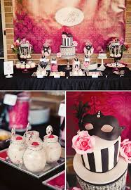 18 chic 40th birthday party ideas for