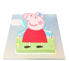 Peppa Pig Cake Birthday Cakes The Cake Store