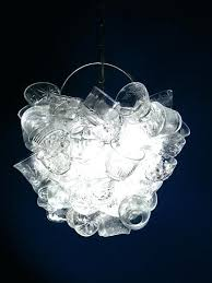 chandelier glass cup punch cer replacement teardrop