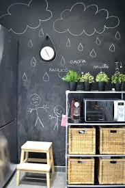 large blackboard chalkboard wall clock blackboards for kitchens