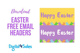 Thank You Easter Thank You For Requesting Our Free Easter Email Header Images