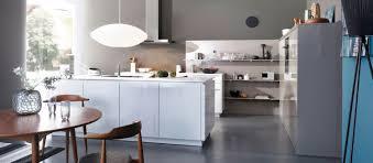 Handle less kitchens Kitchen Kitchen LEICHT Modern kitchen