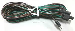 boat trailer lights boat trailer light wire harnesses hanna shorelander 5110350 harness frame 2 x 3 right 14 foot length