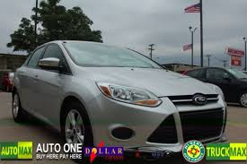 automax arlington texas 2014 ford focus se sedan inventory automax auto dealership in
