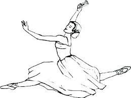 Ballerina Color Askdads Club