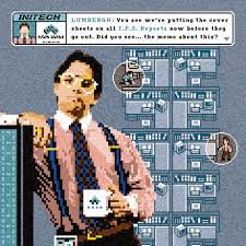 office space cover. T.P.S. Reports Office Space Cover