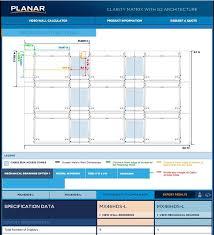 Small Picture Planars Clarity Matrix Video Wall Calculator AvNetworkcom