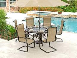 garden oasis harrison 7 piece dining set sling chair patio sets furniture conversation for oasis outdoor