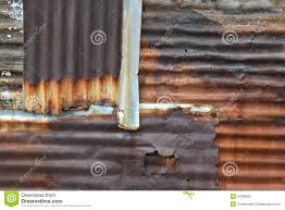 rusty sheet metal fence. Perfect Metal Download Rusty Corrugated Metal Sheets Stock Image  Of Metal  Material 51396055 Intended Sheet Fence