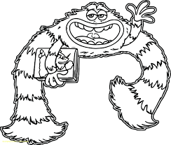 Monster Legend Coloring Pages Gallery Coloring For Kids 2019