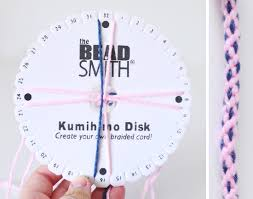 8 Strand Kumihimo Patterns