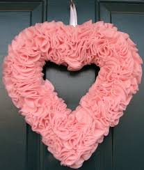 valentine wreaths for your front doorValentine Wreaths Valentine Wreath Decorations Thesouvlakihouse