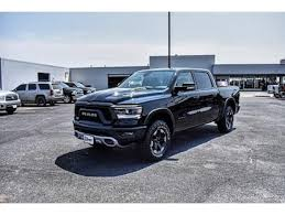 2019 Ram All-New 1500 REBEL CREW CAB 4X4 5'7 BOX For Sale ...