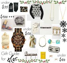 Christmas Gift Guide For Her ⋆ Chic EverywhereChristmas Gifts For Her 2014