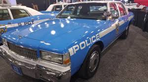 1989 Chevrolet Caprice police package - YouTube