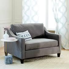 chair sleeper sofa. Paidge Chair And A Half Twin Sleeper Sofa E