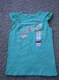 Kohls Jumping Beans Size Chart Jumping Beans Girls Elsa Anna Floral Graphic T Shirt