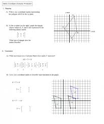 Math Worksheets Multiple Transformations Worksheet The Three Step ...