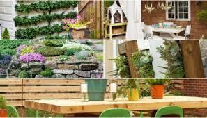 Idee Per Abbellire Il Giardino : Idee fai da te per decorare il giardino? senza spendere