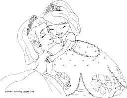 Princess Jasmine Coloring Page Jasmine The Princess Coloring Pages
