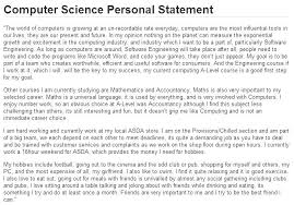 Personal Statement Examples Ucas Writing A Personal Statement For University Nursing Sample