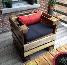 pallet stores furniture. 2. Kursi Single-seat Ini Cocok Buat Teras Atau Ruang Santai Pallet Stores Furniture