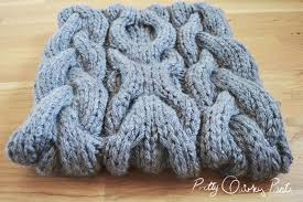 Cable Knit Scarf Pattern Interesting Pretty Quirky Pants DIY Infinity Cable Knit Scarf