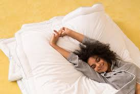 the ultra cozy comforter i m counting on during this freezing cold weather real simple