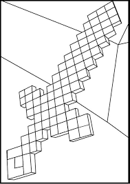 Small Picture minecraft coloring pages to print
