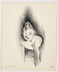 """Night by Window"""" by Alexander Szekely, 1938 by   Alexander SZEKELY ..."""