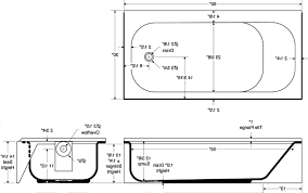 bathtub measurements photo 3 of 6 good bathtub measurements 3 bathtubs idea bathtub measurements bathtub sizes