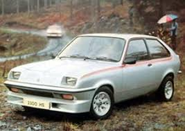 1978 vauxhall chevette 2300 hs specifications information data vauxhall chevette 2300 hs